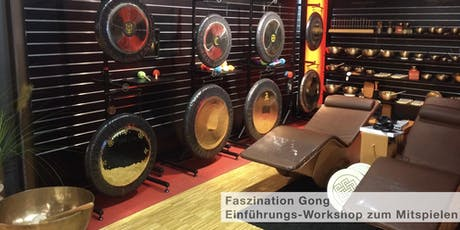Gongworkshop bei Meinl – Faszination Gong Tickets