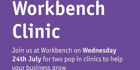 Workbench Clinic tickets