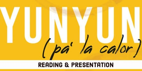 Yun Yun (pa' la calor) Book Reading and Presentation tickets
