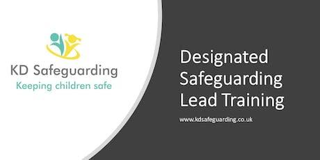 Designated Safeguarding Lead Training - ASHTON tickets