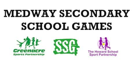 Medway SSG Futsal tickets