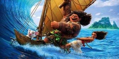 Disney's Moana (PG)