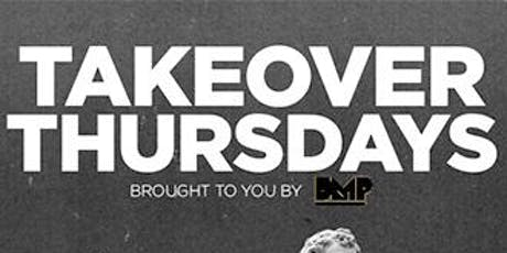 Takeover Thursdays – DJs PATRIX, KENZO, AYEE G & FRAPPUGINO tickets