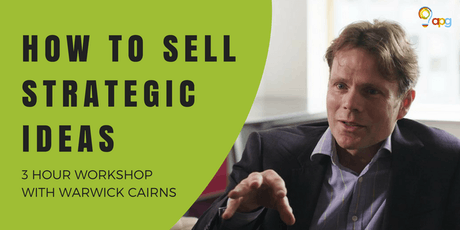 APG Workshop | How to Sell Strategic Ideas tickets