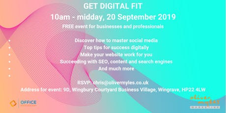 Digital Fit tickets