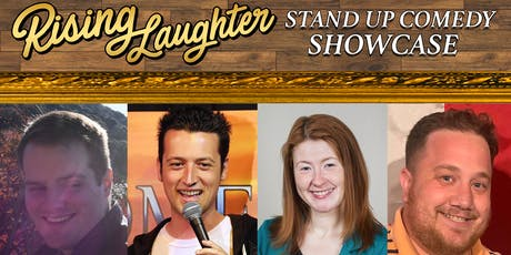 Rising Laughter Stand-Up Comedy Showcase 7.29 tickets