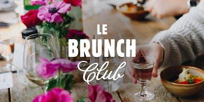 Le Brunch Club de Pâques