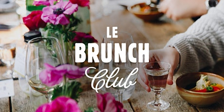 Le Brunch Club de Pâques - 12 avril tickets
