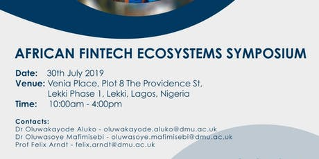 African Fintech Ecosystems Symposium  tickets