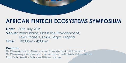 African Fintech Ecosystems Symposium