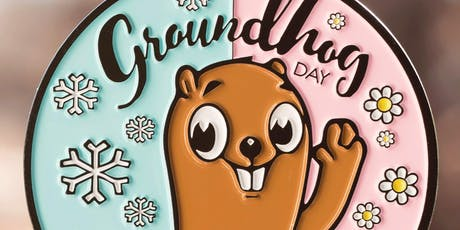 Now Only $8! Groundhog Day 2.2 Mile - Alexandria tickets