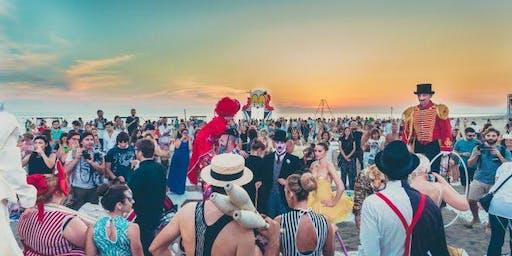 Aperitivo & Beach Party | Domenica 21 Luglio Oasi Fregene