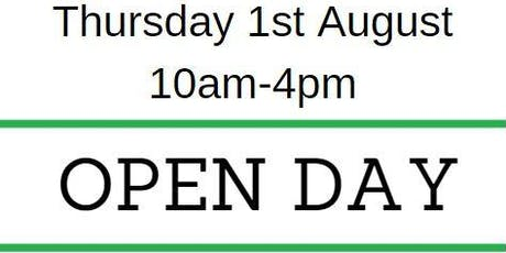 AAT and ACCA Open Day tickets