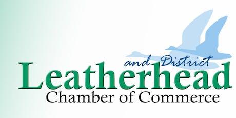Business Networking Breakfast - Leatherhead tickets