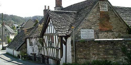 THE ANCIENT RAM INN - PARANORMAL INVESTIGATION tickets