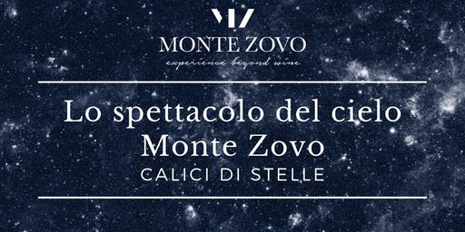 Lo spettacolo del cielo a Monte Zovo