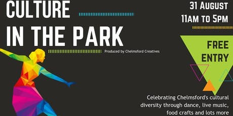 Culture in the Park at Chelmsford Museum tickets