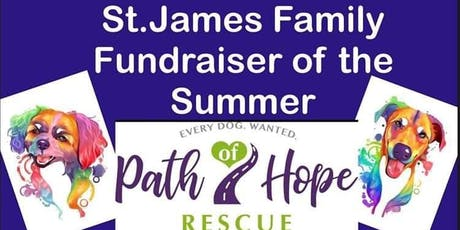 St.James Fundraiser Of The Summer tickets