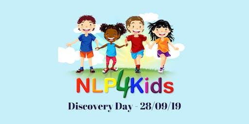 NLP4Kids November Discovery Day