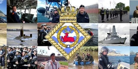 Royal Naval Reserve  Open Evening - Nottingham tickets