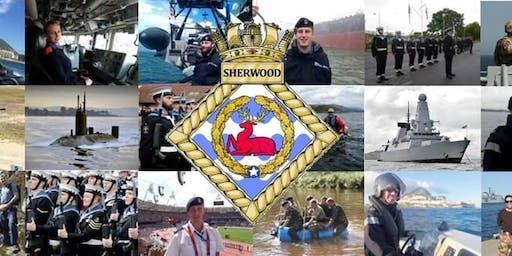 Royal Naval Reserve  Open Evening - Nottingham
