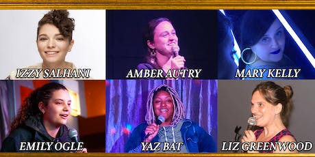Rising Laughter : Stand Up for Women 8.14 tickets