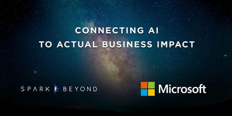 Connecting AI to Business Impact across Manufacturing, Resources & PS tickets