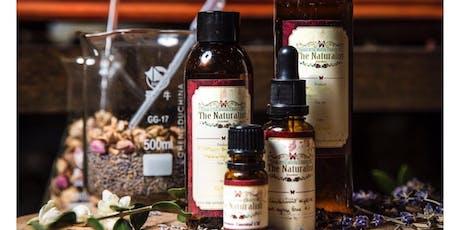 Aromatherapy Workshop - Travel Essentials II tickets