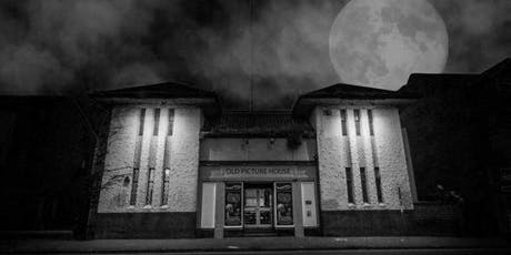 MAPPERLEY OLD PICTURE HOUSE & HAUNTED MUSEUM - PARANORMAL INVESTIGATION tickets