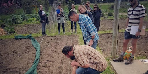 How To Grow Your Own Food; Spring Workshop #2