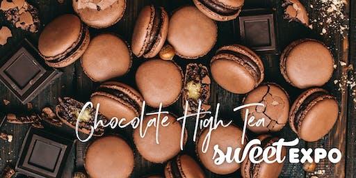 Sweet Expo Sydney 2019 - Chocolate High Tea