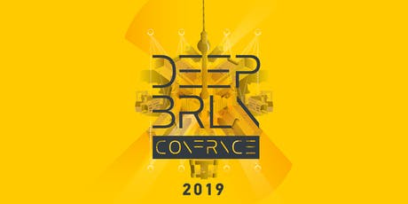 DEEP BERLIN Conference 2019 tickets