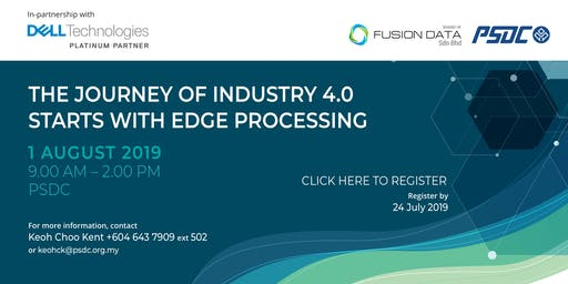 The Journey of Industry 4.0 Starts with Edge Processing