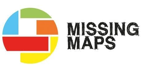 Ärzte ohne Grenzen Mapathon - Missing Maps Tickets