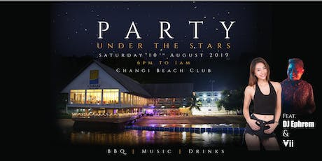 Party Under The Stars tickets