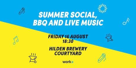Apprentice Summer Social tickets