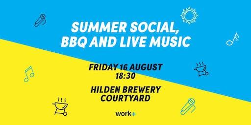 Apprentice Summer Social