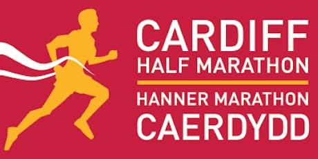 Cardiff Half Marathon 2019 tickets