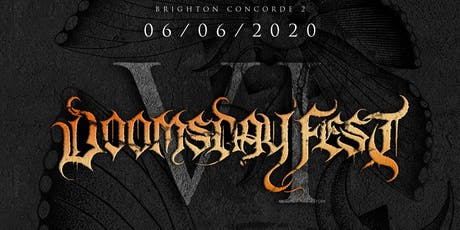 DOOMSDAY FEST VI EARLY BIRD TICKET tickets