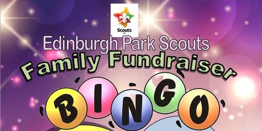 Edinburgh Park Scouts Fundraising Bingo Night