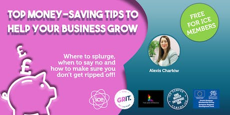 Top money-saving tips to help your business grow tickets