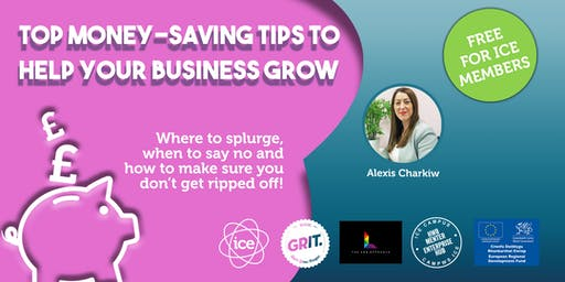 Top money-saving tips to help your business grow