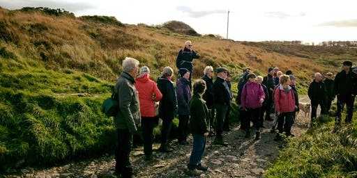 What Lies Beneath - A Guided Walk