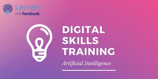 Digital Skills Training by Facebook - Artificial Intelligence