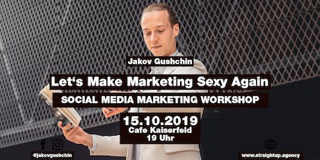 Social Media Marketing Workshop tickets
