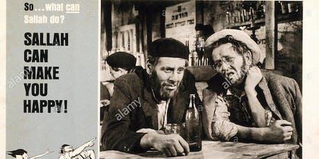 Israeli Film Festival - Screening: 'Sallah Shabati' tickets