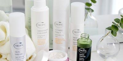 Tropic Skincare Pamper Event