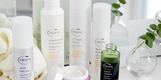 Tropic Skincare Pamper Event