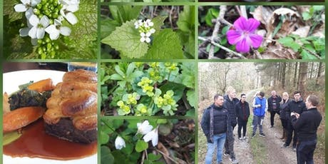 Foraging with Robert Dowell Brown Fforio gyda'r cogydd Robert Dowell Brown tickets