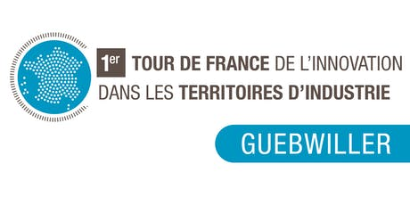 Tour de France de l'Innovation - Guebwiller billets